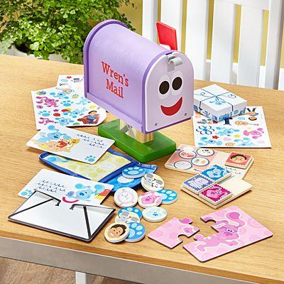 Melissa & Doug® Blues Clues Mailbox Playset