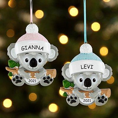 Baby Koala Ornament