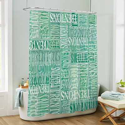 Signature Style Shower Curtain