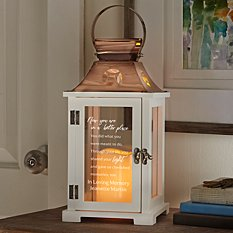 In A Better Place Sympathy Lantern