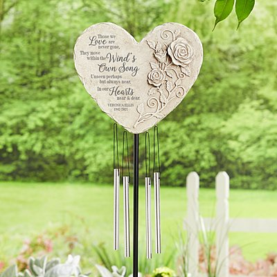 Song Of The Wind Sympathy Garden Chime