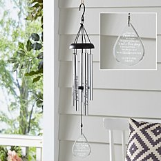 Song Of The Wind Sympathy Glass Wind Chime