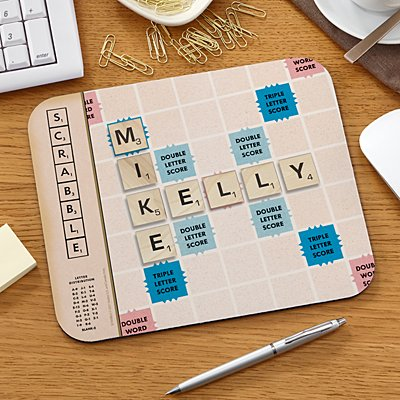 Scrabble®  Couple Mouse Pad