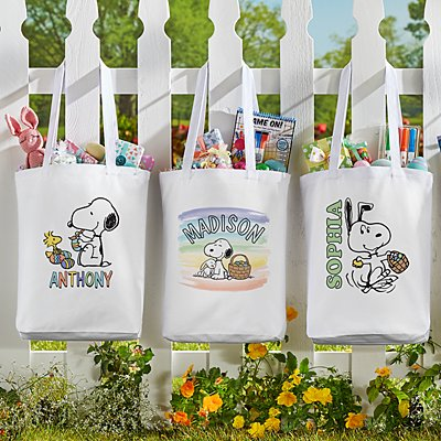 PEANUTS® Easter Fun Tote Bag