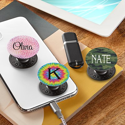 Create Your Own PopSockets PopGrip®