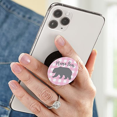 Mama Bear PopSockets PopGrip®