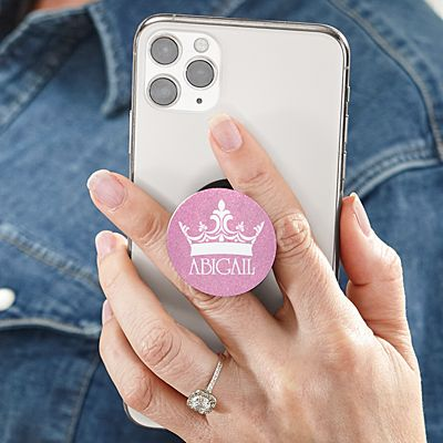 Sparkle Crown PopSockets PopGrip®