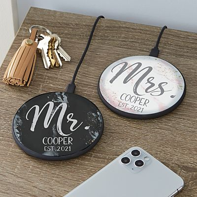 For the Couple Wireless Charger Set