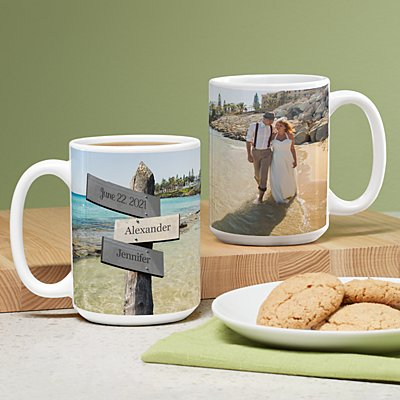 All Roads Lead to Us Photo Mug