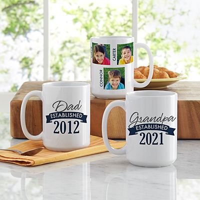 Established Photo Mug
