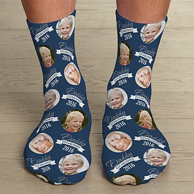 Established Photo Socks