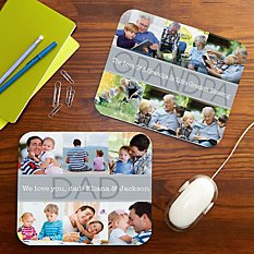 Photo Expressions Mouse Pad