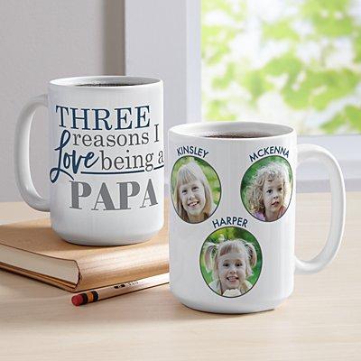 Reasons Why™ Photo Mug