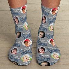Reasons Why™ Photo Socks