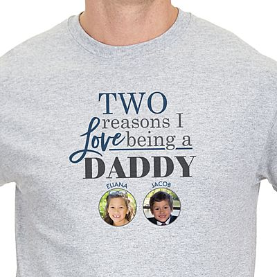 Reasons Why™ Photo T-Shirt