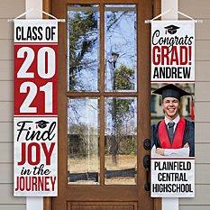 Joy In The Journey Graduation Photo Banner Set