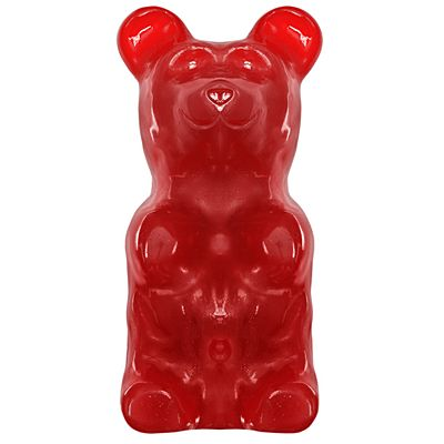 World's Largest Cherry Gummy Bear