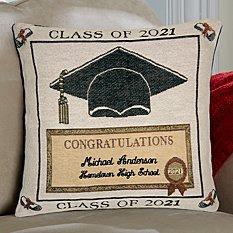 Graduation Throw Pillow