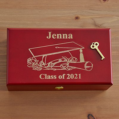 Graduation Keepsake Box