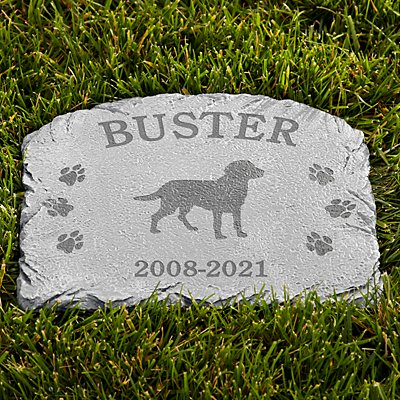 Memorial Stone - Dog