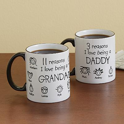 Reasons Why™ Mugs