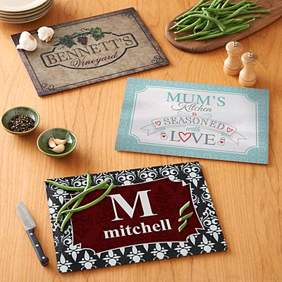 Kitchen Glass Chopping Board