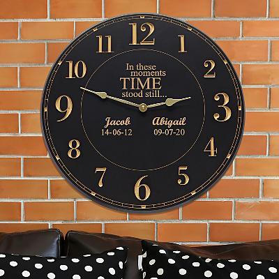 Moments that Matter Clock