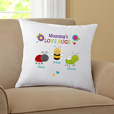 Love Bugs Cushion