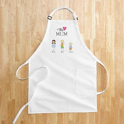 Tender Hearts Apron