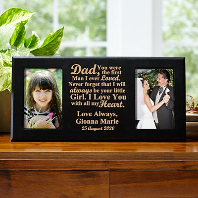 Always Be Your Little Girl Frame