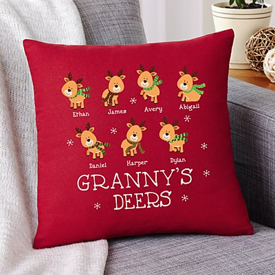 Little Deers Sofa Cushions