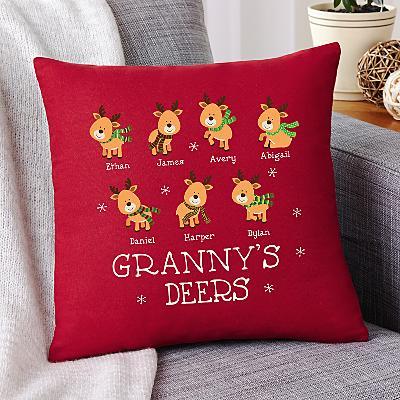 Little Deers Cushions