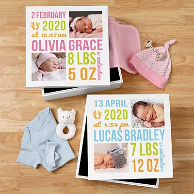 Bundle of Love Photo Memory Box