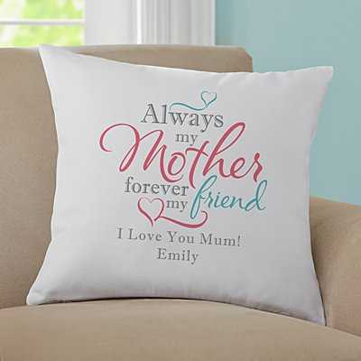 Personalised Forever My Friend Sofa Cushion