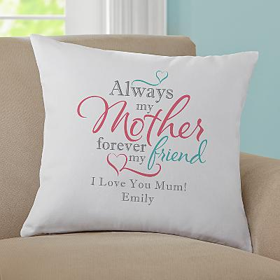Personalised Forever My Friend Cushion