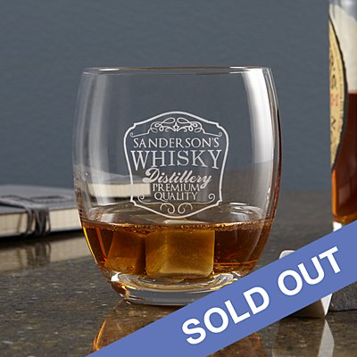 On the Rocks Whisky Stone Glass