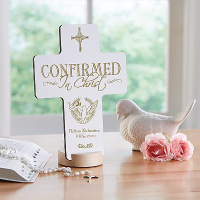 Confirmation Keepsake Cross