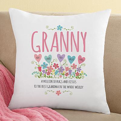 Heart Garden Cushion