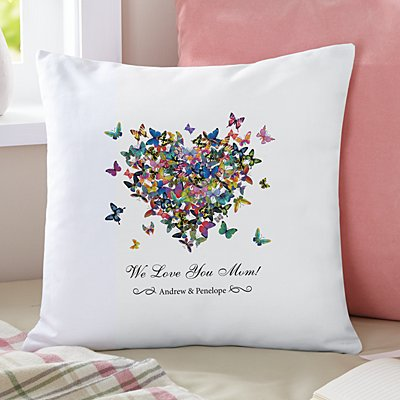 Hearts a Flutter Sofa Cushion