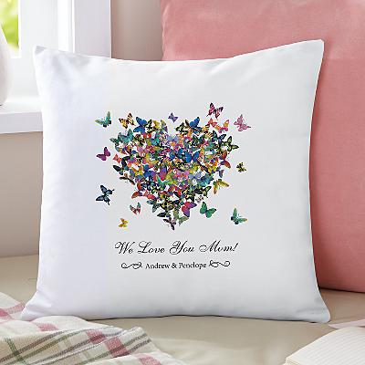 Hearts a Flutter Cushion