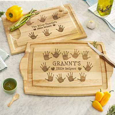 Kitchen Helpers Wooden Chopping Board