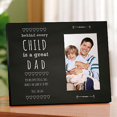 Behind Every Child Frame