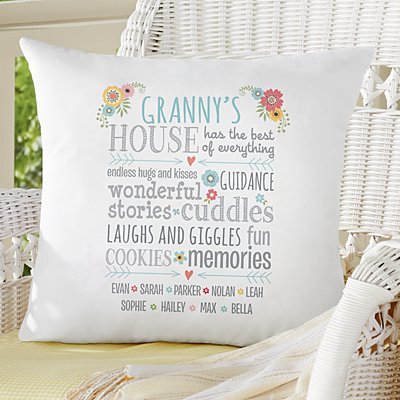 Favourite Memories Sofa Cushion