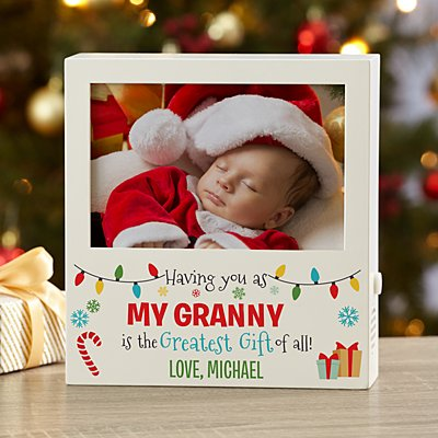 Greatest Gift Recordable Frame