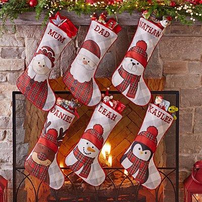 Holiday Buddies Stocking