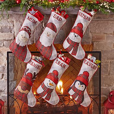 Holiday Buddies Stocking