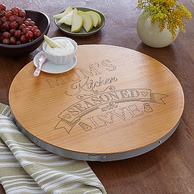 Seasoned With Love Lazy Susan