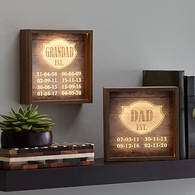 Established Light Box