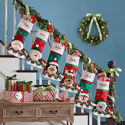 Peek-A-Boo Light Up Stockings