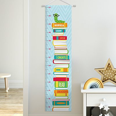 Bookworm Growth Chart